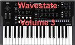 Korg Wavestate Volume 3 by Marc Barnes