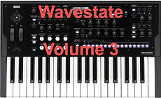 Korg Wavestate Volume 3 by Marc Barnes