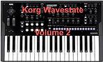 Korg Wavestate Volume 2 by Marc Barnes