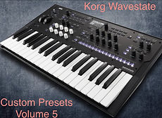 Korg Wavestate Volume 5 by Marc Barnes