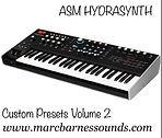 ASM Hydrasynth Volume 2 by Marc Barnes