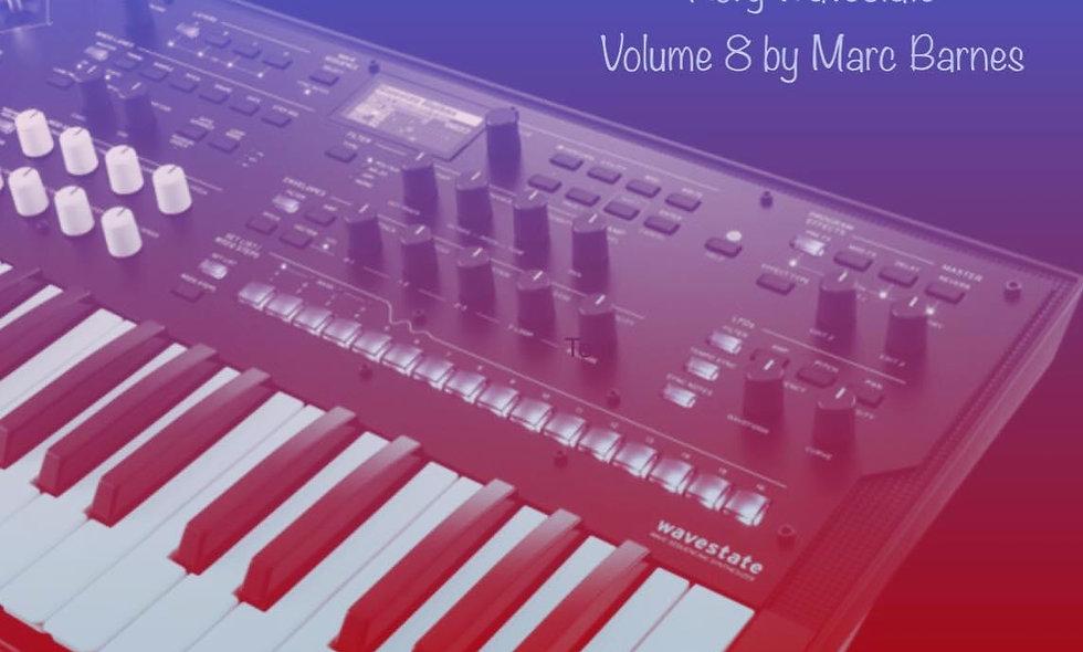 Korg Wavestate Volume 8 by Marc Barnes