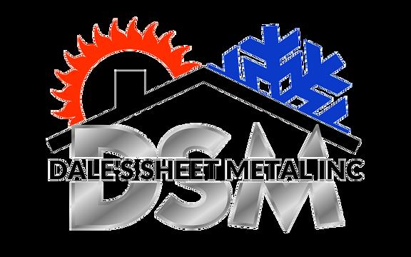Dale's Sheet Metal Inc, Transparent Bkgd
