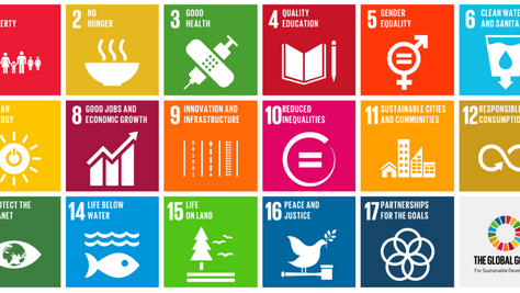 Sustainable Development Goals Adopted!
