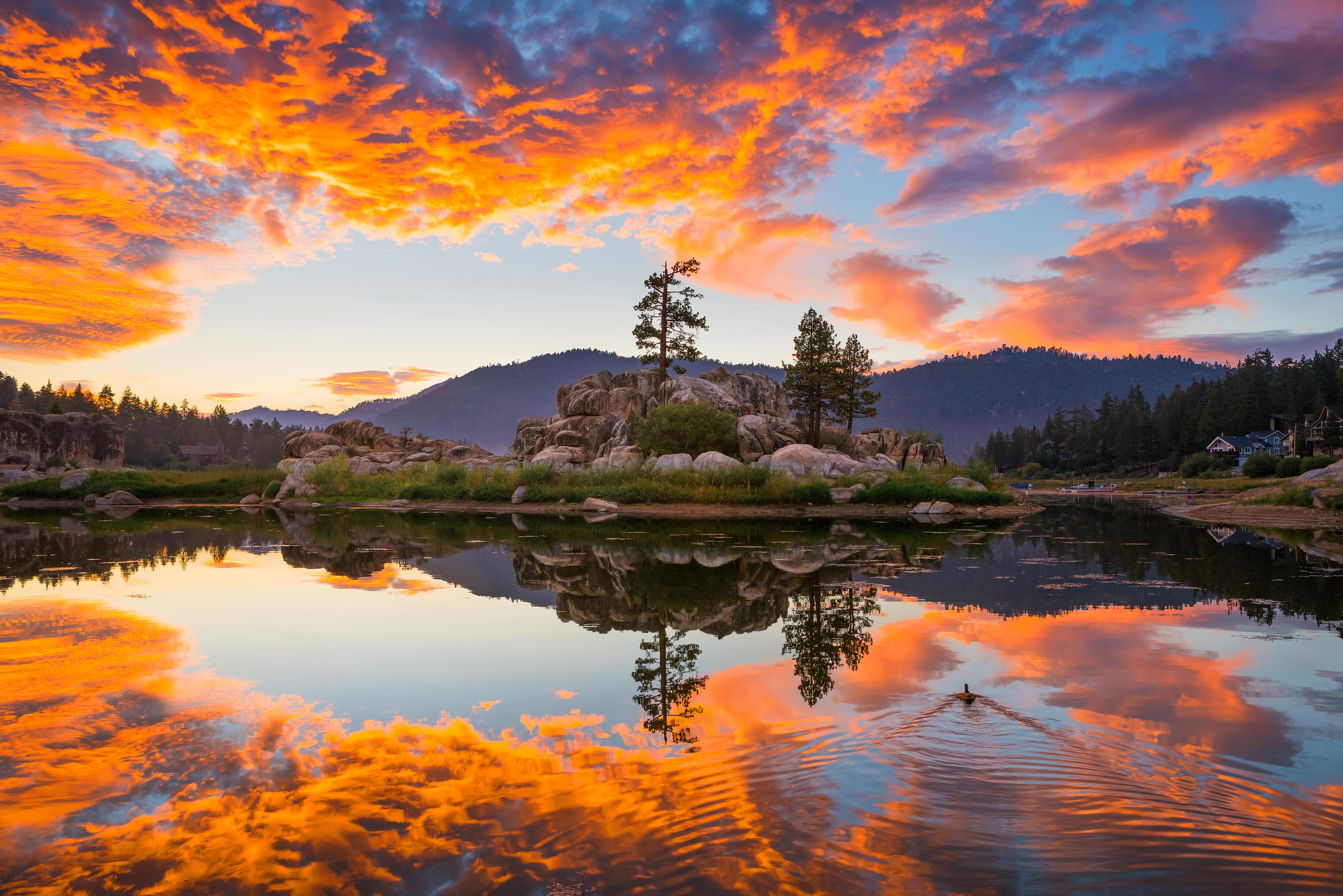 Boulder Bay Orange