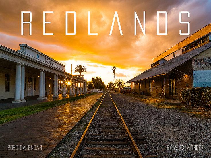 REDLANDS 2020 CALENDAR