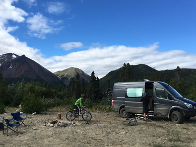 Alaska Camper Van Rentals rent your campervan today