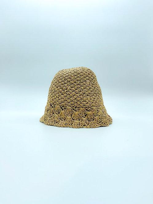 Cappello Pescatora color marrone