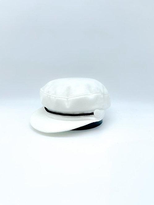 Cappello bickerboy Ayffee bianco