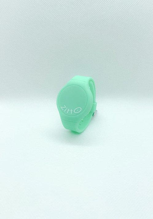 Orologio Zitto basic verde acqua