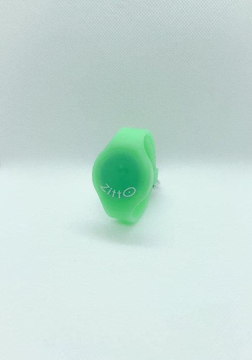 Orologio Zitto basic verde fluo