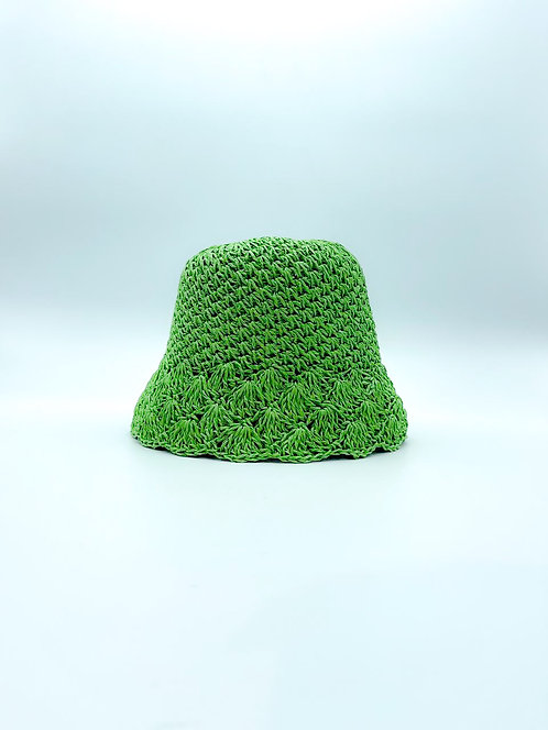 Cappello Pescatora color verde