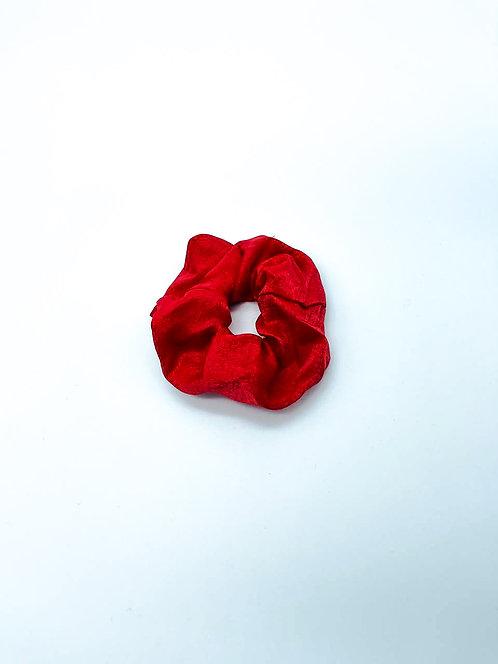 Scrunchies rosso vivo