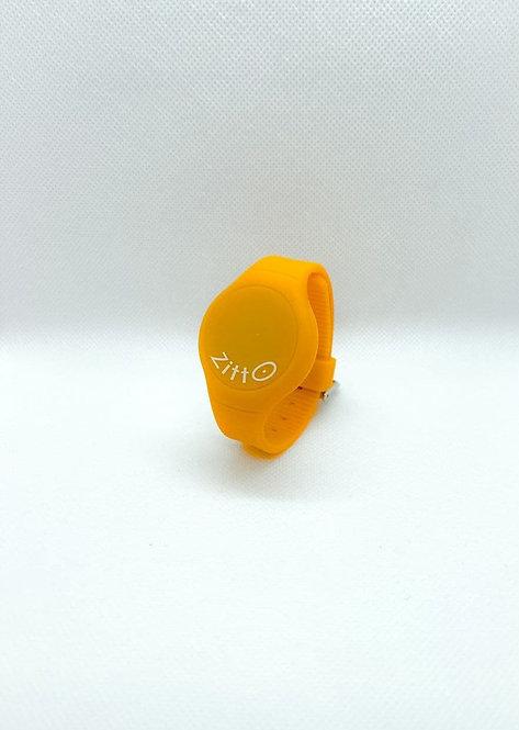 OrologioZitto basic arancio