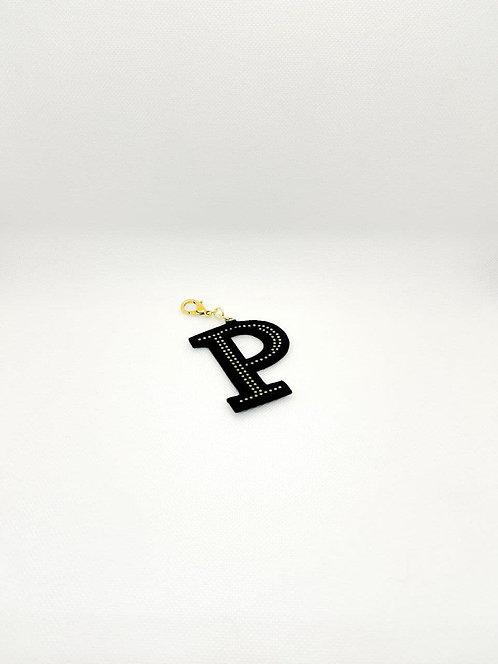 Portachiavi Gio Cellini lettera alfabeto