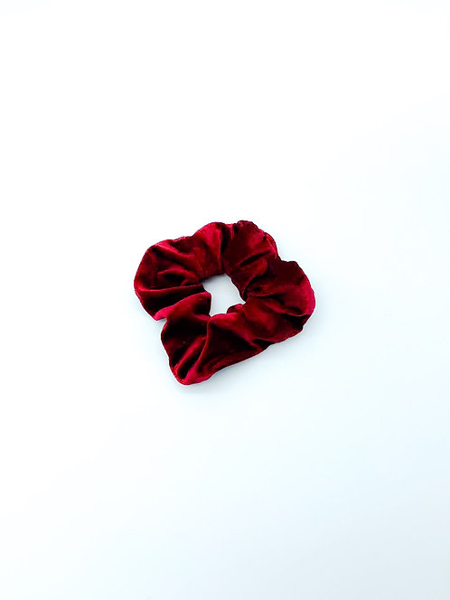 Scrunchies bordò