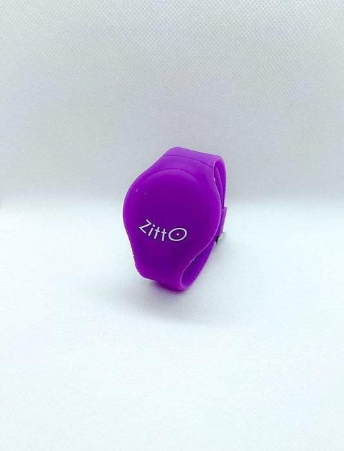 Orologio Zitto basic grande viola