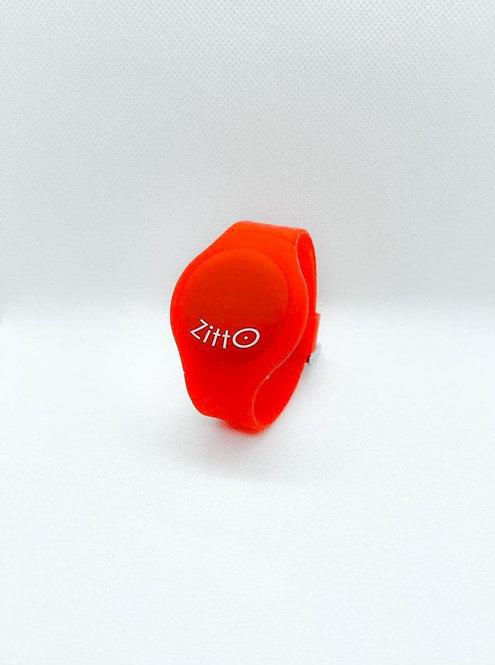 Orologio Zitto basic grande rosso