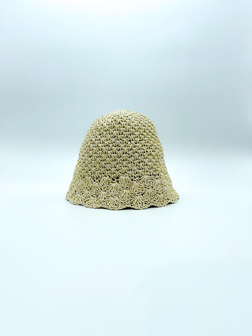 Cappello Pescatora color beige