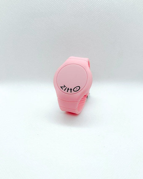Orologio Zitto basic grande rosa