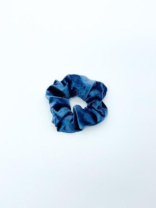 Scrunchies blu