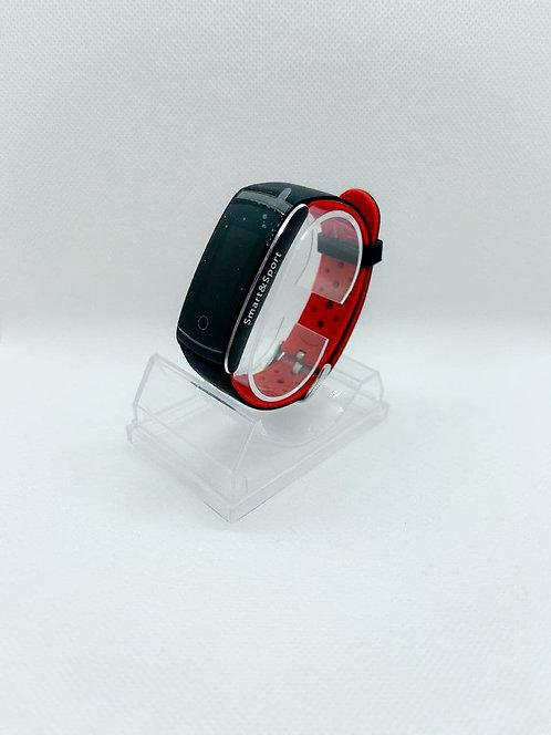 Orologio fitcloud rosso
