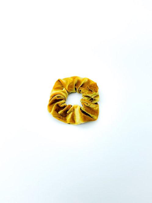 Scrunchies senape