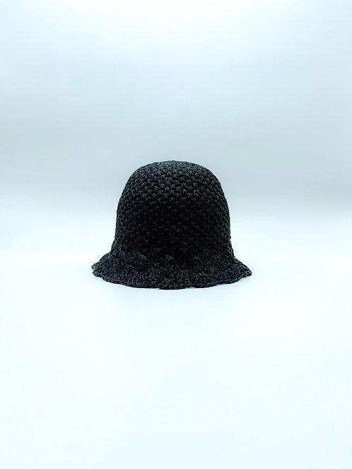 Cappello Pescatora color nero