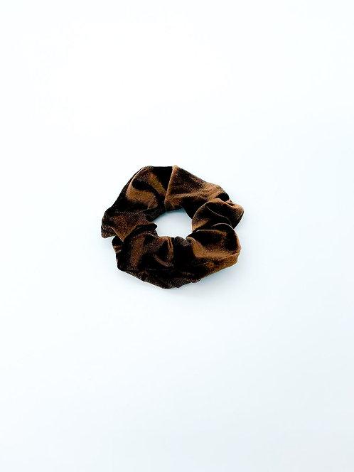 Scrunchies marrone