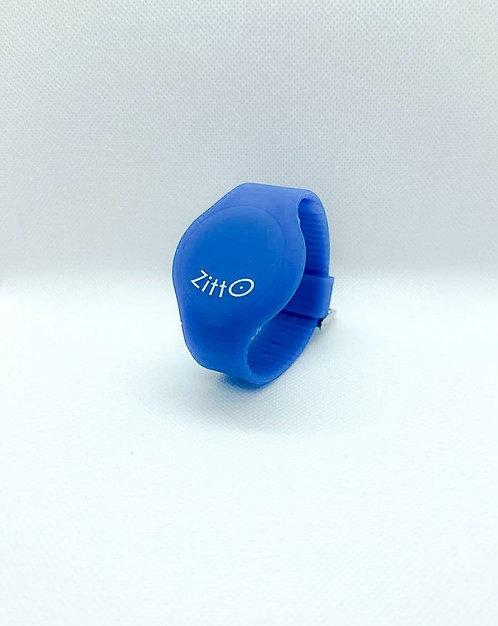 Orologio Zitto basic grande blu