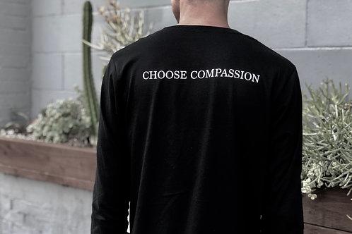Choose Compassion Long Sleeve