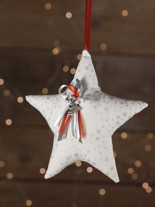 Etoile de Noël Ange