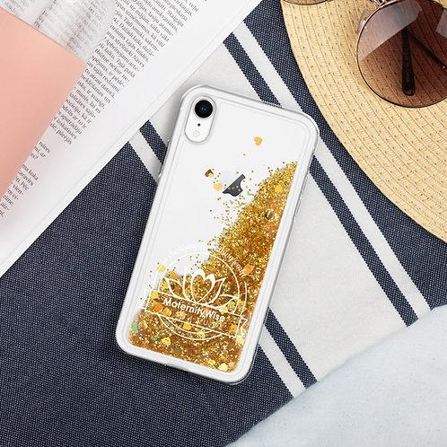 Doula Liquid Glitter Phone Case