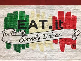 EAT.IT ITALY EATERY - HONG KONG