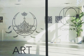 FORM + FLOW YOGA STUDIO - NEW YORK CITY