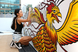 THE MERCURY ROOFTOP - HONG KONG
