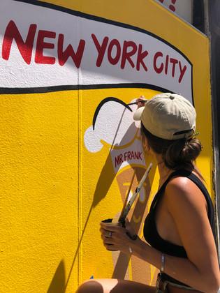 GRAY'S PAPAYA - NEW YORK CITY