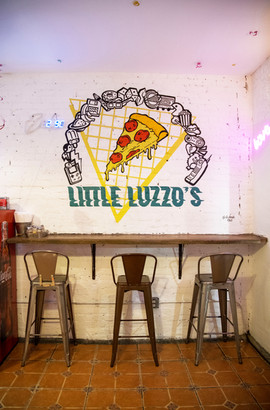 LITTLE LUZZO'S PIZZERIA - NEW YORK CITY