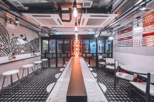 CROSS CAFE - HONG KONG