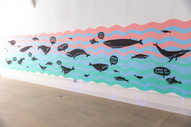 """""""SONGS FOR THE OCEAN"""" EXHIBITION - NEW YORK CITY"""