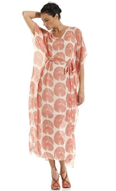 Maxi Kaftan Signature Tamiko Dress