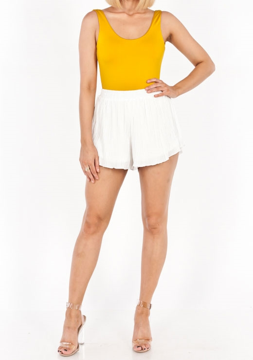 MICRO PLEAT SHORT