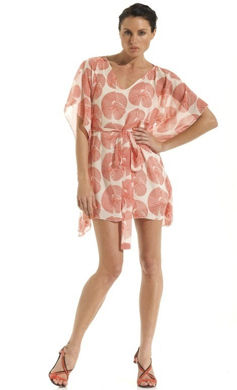 Short Kaftan Signature Tamiko Dress