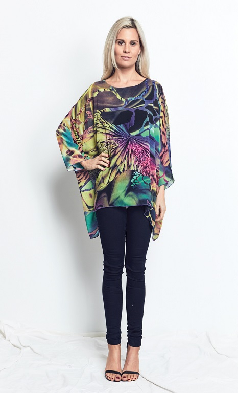 Batwing Top with Tank