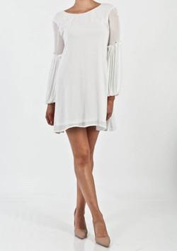 ELEGANT SLEEVE DRESS