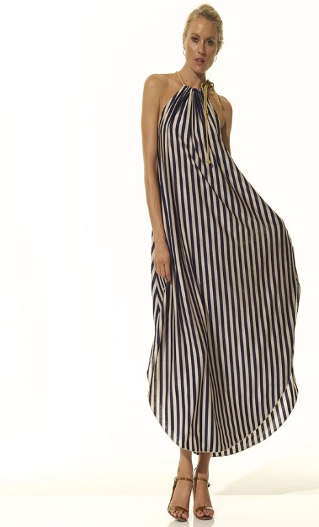 Nautical Stripe Print