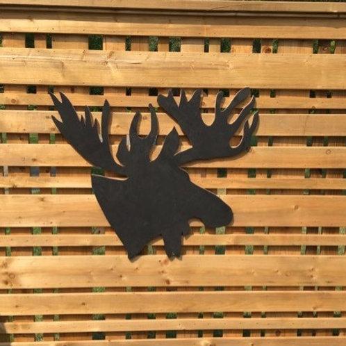 Moose Cut-Out