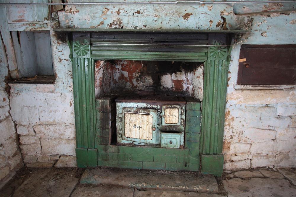 Edwarding cooking facilities