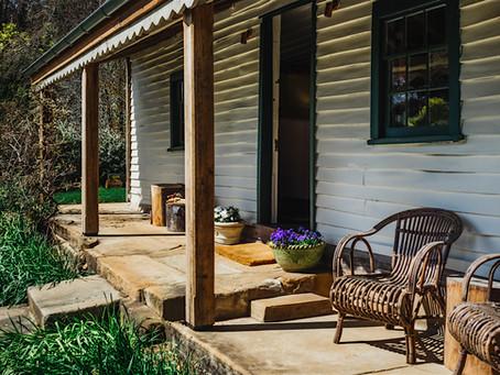 The Storyline Of Oldbury Cottage