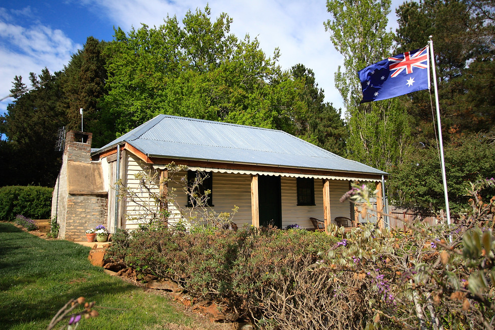 accommodation in Berrima- Oldbury Cottage